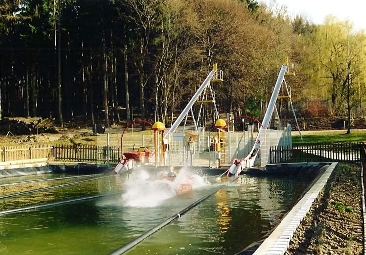 Wild- und Freizeitpark Allensbach: Nautic-Jet