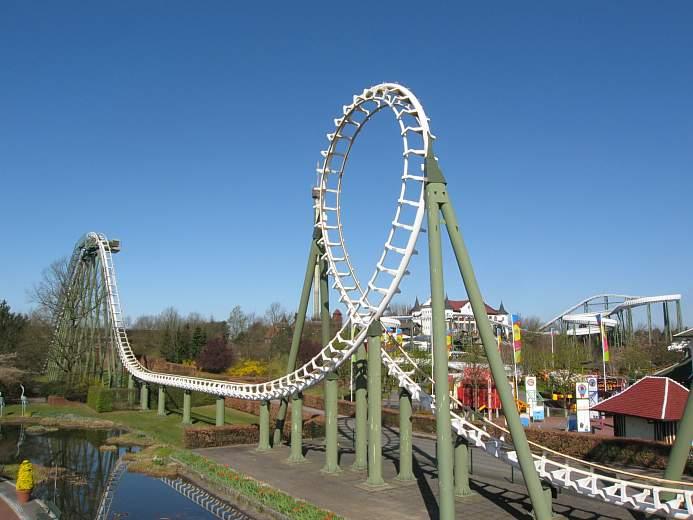 Heide Park Big Loop